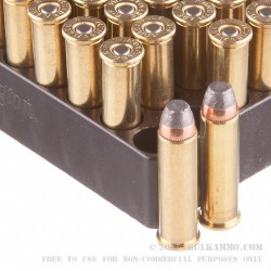 50 Rounds of .357 Mag Ammo by Remington - 158gr SP