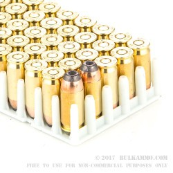 50 Rounds of .45 ACP Ammo by Prvi Partizan - 185gr SJHP