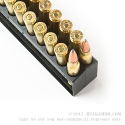 20 Rounds of .308 Win Ammo by Remington - 180gr PSP