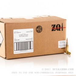 640 Rounds of 7.62X51mm Ammo by ZQI - 147gr FMJ