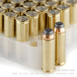 50 Rounds of .45 Long-Colt Ammo by Federal - 225gr JSP