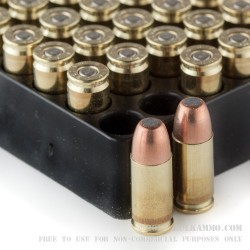 500  Rounds of 9mm Ammo by Remington - 124gr FNEB