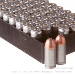 500  Rounds of .45 ACP Ammo by Silver Bear - 230gr FMJ