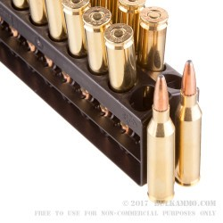 20 Rounds of .243 Win Ammo by Remington HyperSonic Bonded - 100gr CLP-SP