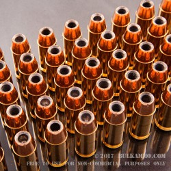 50 Rounds of .40 S&W Hi Shok Ammo by Federal Classic - 180gr JHP