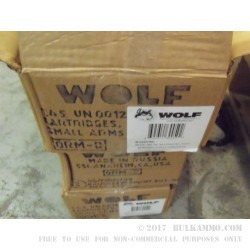 Seal Wolf 45 ACP Spam Can