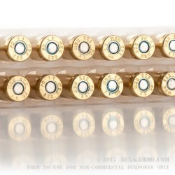 20 Rounds of .223 Ammo by Federal Sierra Match King - 77gr HPBT