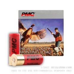 25 Rounds of 12ga Ammo by PMC -  #8 shot