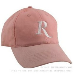 Remington Solid Pink Hat