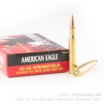20 Rounds of 30-06 Springfield Ammo by Federal - 150gr FMJBT