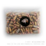 1000 Rounds of .45 ACP Ammo by MBI - 230gr FMJ