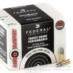 325 Rounds of .22 LR Ammo by Federal Champion AutoMatch Target - 40gr LRN