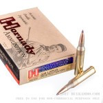 20 Rounds of .338 Lapua Magnum Ammo by Hornady - 285gr ELD-Match