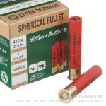 """25 Rounds of .410 Ammo by Sellier & Bellot - 2-1/2""""  000 Buck"""