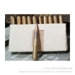 500  Rounds of 30-06 Springfield Ammo by Military Surplus - 150gr FMJ
