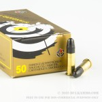 500  Rounds of .22 LR Standard Plus Ammo by SK - 40gr LRN