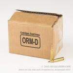 250 Rounds of .223 Ammo by Federal - 55gr FMJ