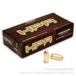 50 Rounds of .380 ACP Ammo by CCI - 95gr TMJ