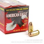 45 Auto Ammo by Federal American Eagle