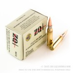 640 Rounds of .308 Win Ammo by ZQI - 147gr FMJ