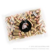 100 Rounds of .40 S&W Ammo by MBI - 180gr FMJ